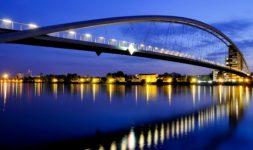 Referenz Pudenz und Heddergott Brücke Weil am Rhein